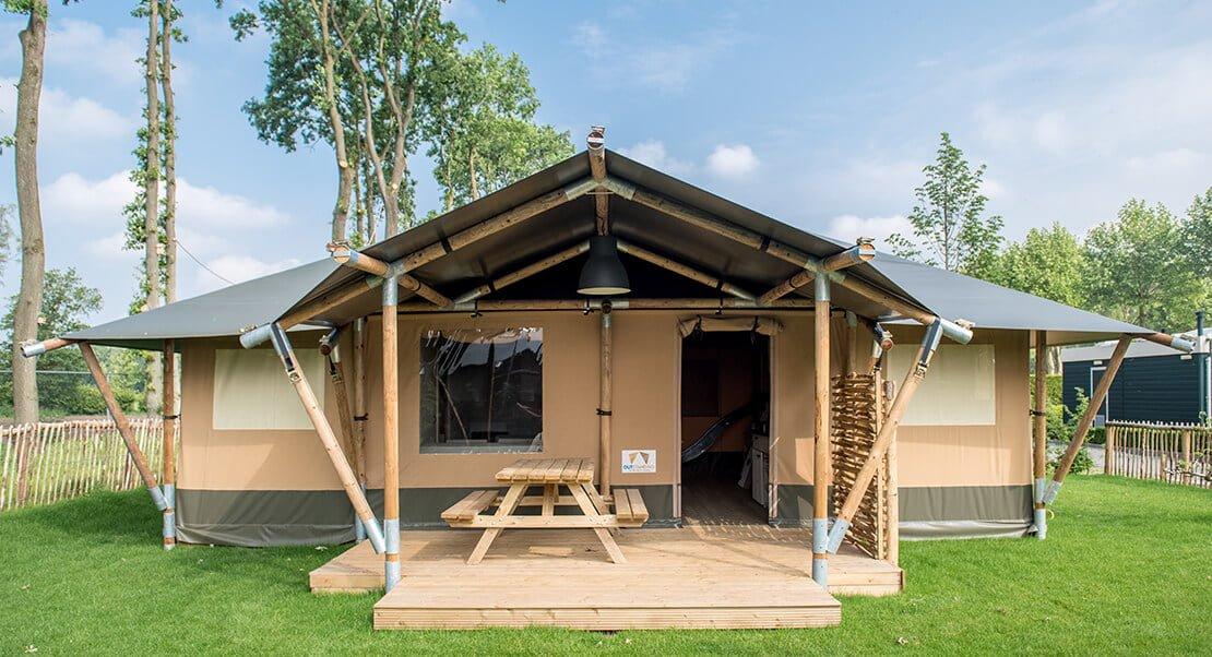 Medley Lodge safari tents